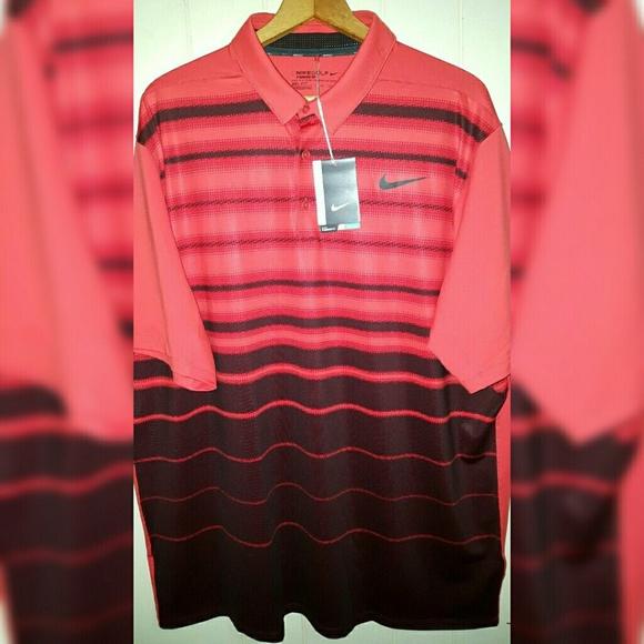 de1e7d91 Nike Shirts   Golf Drifit Polo Shirt Men Size 2xl Nwt 80   Poshmark